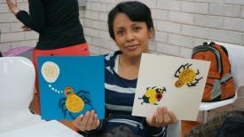 Libro Táctil Para Todos -Parque Biblioteca Belén, Medellín, 2013