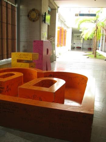 Parque Biblioteca Ladera Taller a cargo de Viviana Díaz y Jorge Andrés Colmenares, 2013